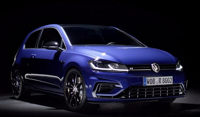 volkswagen la golf r performance se d voile. Black Bedroom Furniture Sets. Home Design Ideas