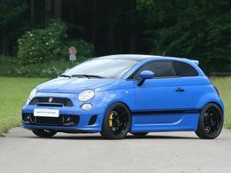 G-Tech Fiat 500 Abarth : petite boule de muscles