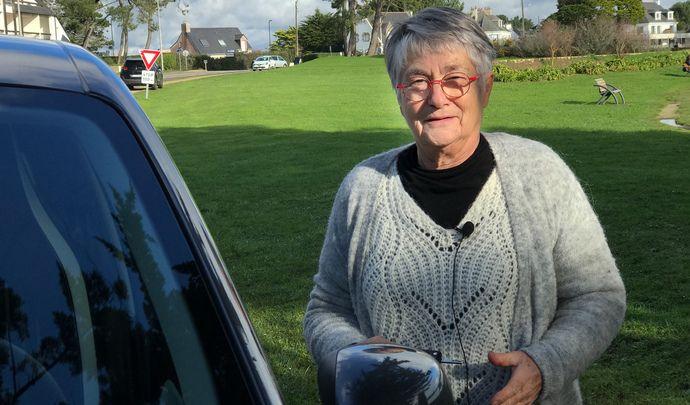 L'auto des voisins - En Bretagne, Marie-Françoise préfère sa Renault Twingo neuve à son ancienne Mercedes