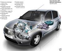 """Dacia: de nouvelles motorisations """"plus vertes"""""""
