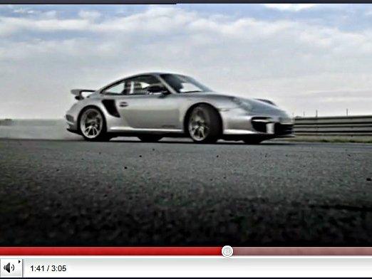 [vidéo] la Porsche 911 GT2RS : encore