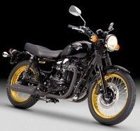 La Kawasaki W 800 Special Edition en avant-première au Salon Moto Légende…