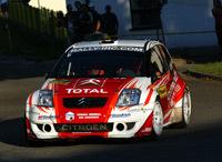 Rallye ERC Barum: Jean-Joseph dans le top 10.
