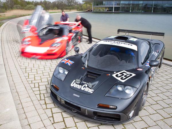 Pour McLaren, le V12, c'est dépassé