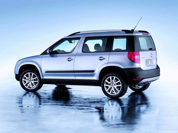 Skoda confirme son SUV pour 2016