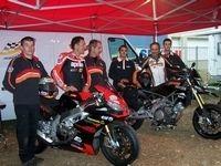 Dark Dog Moto Tour 2009 : Une Aprilia RSV4 Factory y tentera un podium