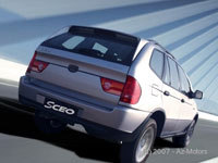 Shuanghuan SCEO: BMW pas d'accord