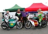 Benelli Racing Team au Trofeo Rosso: un quatuor pas triste...