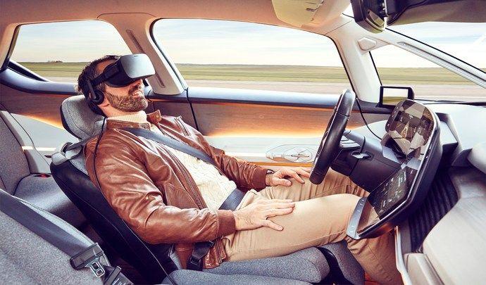 Voiture autonome: bientôt une loi pour autoriser les tests sur routes françaises