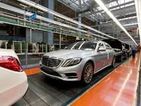 Mercedes augmente la production des Classe S