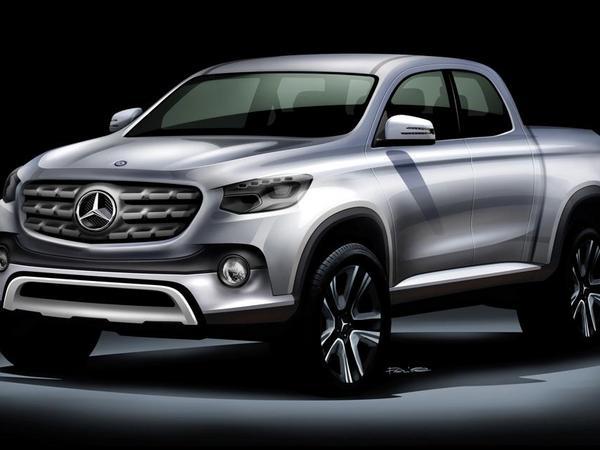 """Mercedes : pas un """"gros pickup de cowboy pour les Etats-Unis"""""""