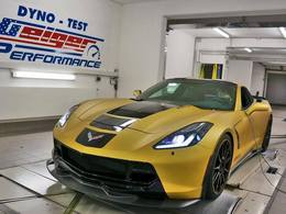 Geiger Cars revisite la Corvette C7 Stingray