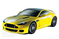 Aston Martin à Francfort: encore des surprises!
