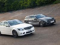 """Mercedes C63 AMG DR 520 - """"520"""" pour 520 ch"""
