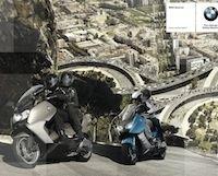 Jeu BMW Motorrad: 6 mois gratos en maxi scooters