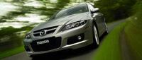 Mazda 6 MPS, enfin... et elle n'arrive pas toute seule