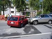 Un accident 25 minutes après obtention du permis