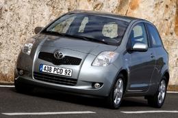 Rappel massif chez Toyota : la Yaris a chaud aux ceintures !