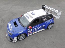 Photos et vidéo - Présentation officielle du Dacia Duster No limit Pikes Peak : le monstre des Carpates