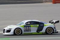 [4 vidéos] La première Audi R8 de course