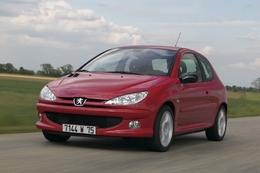 La Peugeot 206 au rappel : ça fuit !