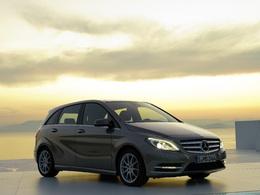 Un million de Mercedes Classe B sur les routes