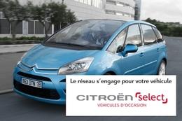 """Citroën Eurocasion devient """"Citroën Select""""."""