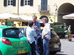 Le trio de Top Gear surpris en Italie en Citroën DS3 et Renault Clio R.S