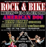 "Rock and Bike de Moulins: L'Allier, pays du 'Rock Fort"" en Juin"