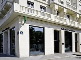 Le groupe Fiat s'installe à proximité des Champs-Elysées