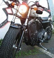 Essai Harley-Davidson XL48 Forty Eight: C'est dans les vieux pot que l'on trouve les meilleures recettes.