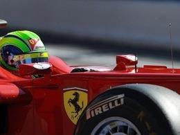 Massa : De meilleurs pneus à venir