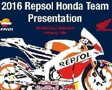 MotoGP 2016 : Honda s'est présenté en Indonésie
