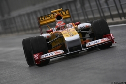 F1 : les essais en cours de saison à nouveau autorisés ?