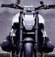 Nouveauté: BMW: un concept roadster qui envoie le boxer sur le ring