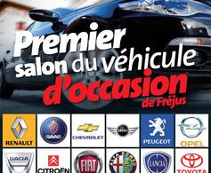Fréjus ouvre du 6 au 8 mars les portes de son premier salon de la voiture d'occasion.