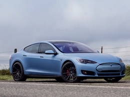 Vidéo - La Tesla S P85D a droit à sa petite dose de tuning