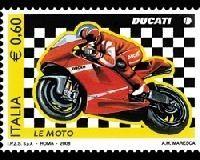 Moto GP: Ducati rend timbré l'Italie