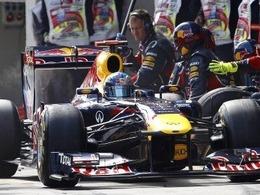 Red Bull revoit ses arrêts aux stands