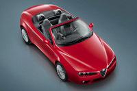 Alfa-Romeo : la Spider et la 159 Sportwagon
