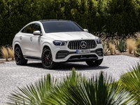 Salon de Francfort 2019 - Mercedes GLE Coupé 53 AMG : concentré de technologie