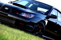 Subaru STi 06' : la petite touche qui fait la différence..