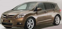 Futur Toyota Auris Verso: comme ça?
