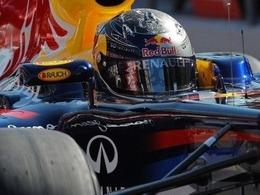 EL1 : Vettel devance la concurrence