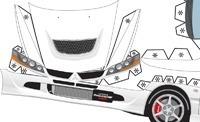 Construisez vous-même votre Mitsubishi Lancer