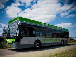 Un nouveau bus électrique mis en service à Rotterdam