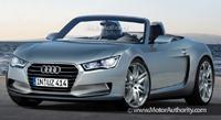 Future Audi R4: un coupé et un roadster pour 2011