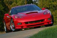 Corvette Z06 Lingenfelter : deux turbos pour 800ch