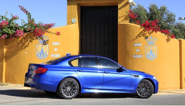 BMW : la M5 actuelle prend sa retraite