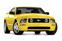Des sonneries de téléphone 'Ford Mustang'